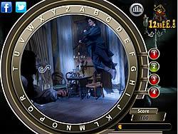 Jogar jogo grátis Abraham Lincoln  - Find the Alphabets