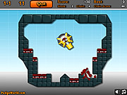 Puzzle Cannon game