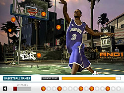 Jucați jocuri gratuite Hidden Basketball