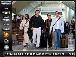 The Hangover Part 2 Find the Numbers game
