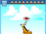 Garfield : Lasagna From Heaven game