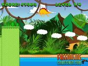 Play Tiny dino adventure Game