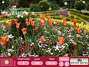 Flower Garden-Hidden Objects game