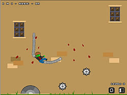 Zombie Tormentor game