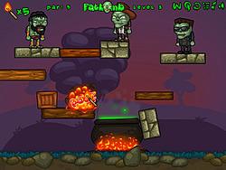Gioca gratuitamente a Zombies For Soup