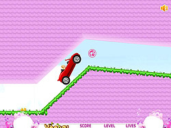 Barbie Car game