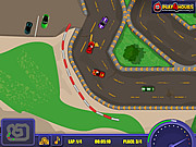 Speedster Racing Cup game