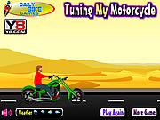 Play Tuning my motorcycle Game