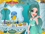 Play Elements makeover ice princess Game
