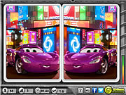 Cars - Spot the Difference game