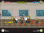 Nerd vs Zombies 2 game