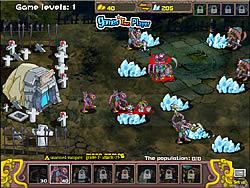 Werewolf Vampire War game