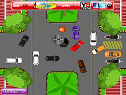 Rush Hour Car Parking game