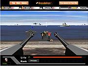 Jogar Beach defence Jogos