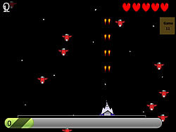 Spielen Sie das Gratis-Spiel  4 Second Fury