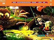 Cartoon Forest Hidden Alphabets Game game