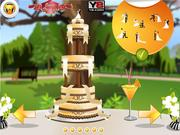 Amazing Wedding Cake Decoration game