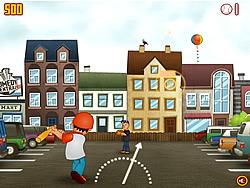 Brat Baseball game