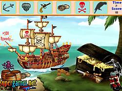 Gioca gratuitamente a Pirate Island Hidden Objects