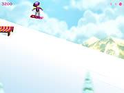 Snow Board Betty game
