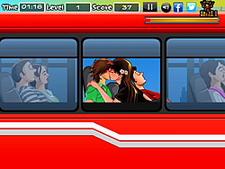 Kissing Youngsters game
