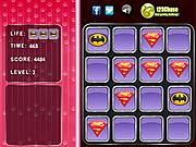 juego Superman Logo - Memory Match