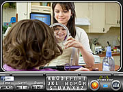 Ramona and Beezus Find the Alphabets game