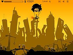 Stickman Air Castle game