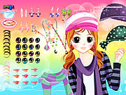 Play Jenny dress up Game
