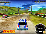 Rally Expedition 3D Game game