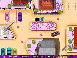 เล่นเกมฟรี Cute Girl Parking