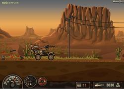 Earn to Die (now with Super Wheel!) game