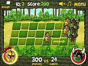 Spartans vs Goblins game