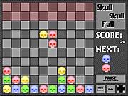 Skull Skull Fall game