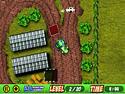 Play free game Tractor Parking