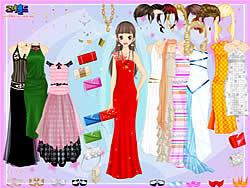 Gioca gratuitamente a Party Dress-up