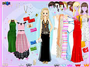 Play Party dress up Game