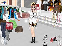 Gioca gratuitamente a Dress Store Show Up
