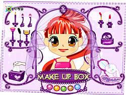 Gioca gratuitamente a Make-up Box
