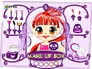 Make-up Box game