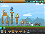 Tumble Fortress game