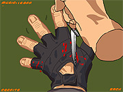 Play Five finger pellet Game