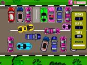 Simpsons Car Parking game