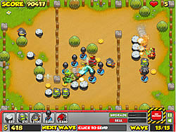 Penguins Attack 4