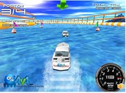 Storm Boat game
