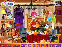 Gioca gratuitamente a Babi Halloween Hidden Game