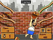 Fast Man - Hungry City game