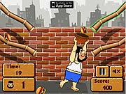 Juega al juego gratis Fast Man - Hungry City
