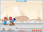 Beaver Blast لعبة
