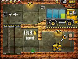 เล่นเกมฟรี Truck Loader 4